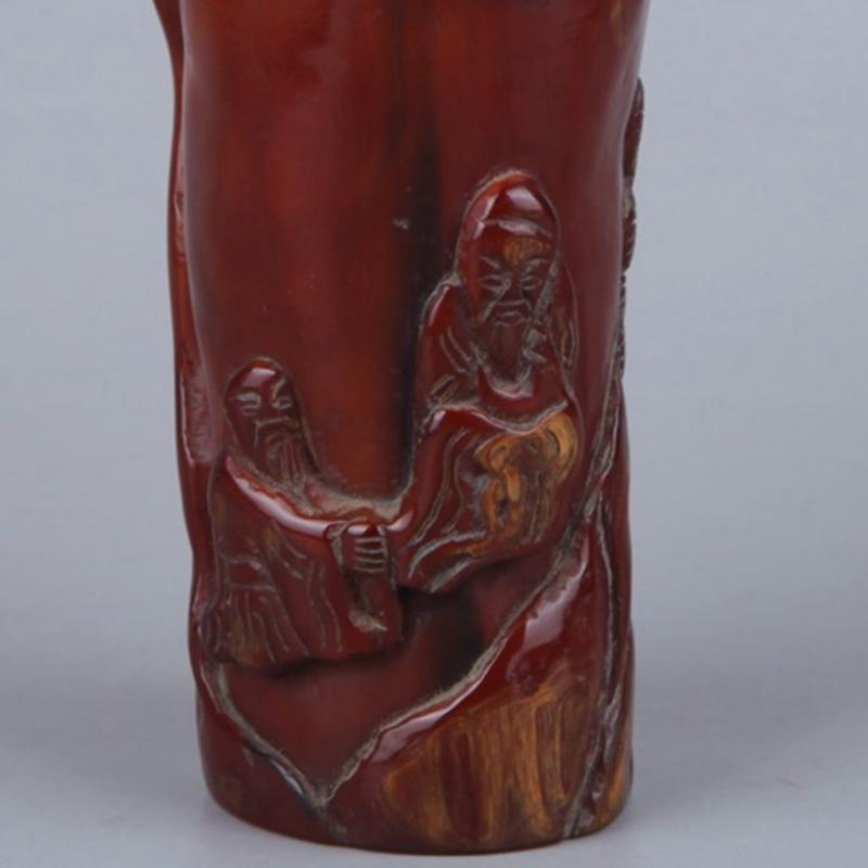 chinese ox horn cup6