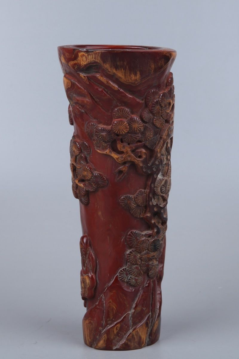 chinese ox horn cup7
